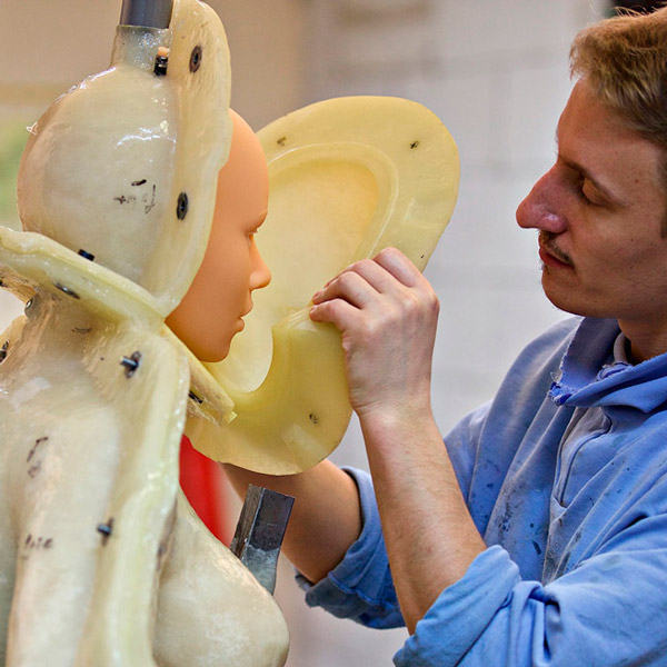 The birth of a Doll