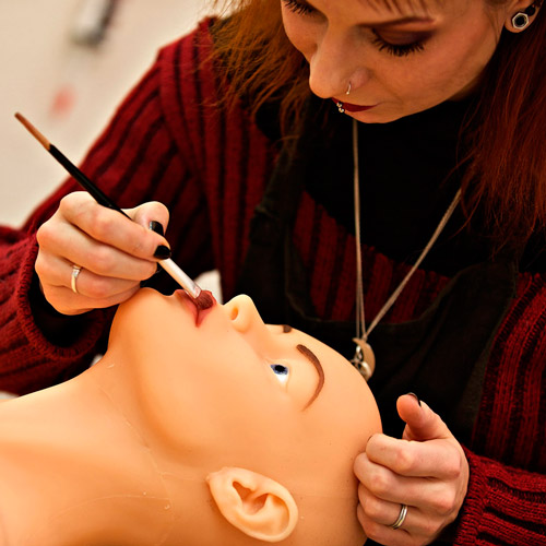 The arousal of a Doll